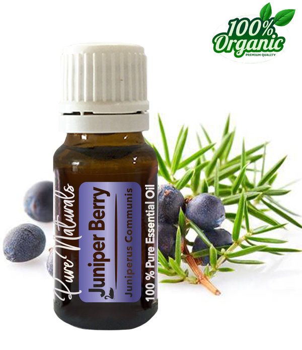 Pure Naturals - Juniper Berry (Jeneverbes) - 10 ml