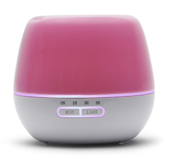 Roze Diffuser Rond - 400 ml