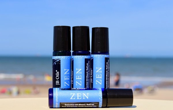 JB Oils® - ZEN roller 10 ml